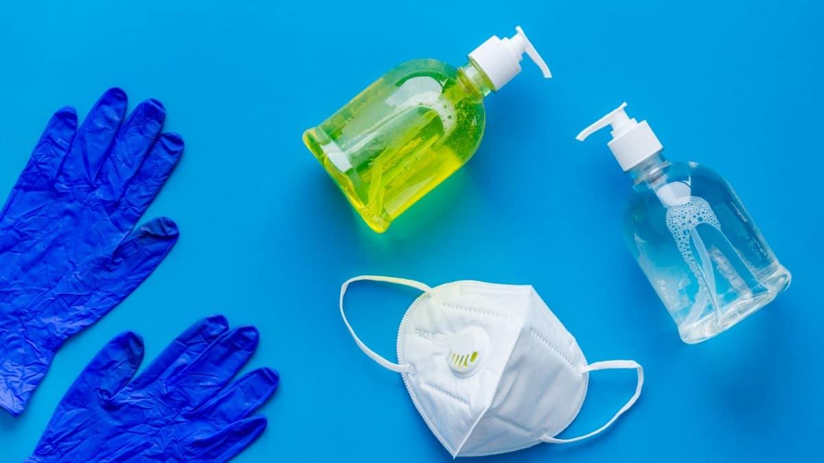Recomendações dos CDC dos EUA para limpeza empresarial no combate ao  coronavírus