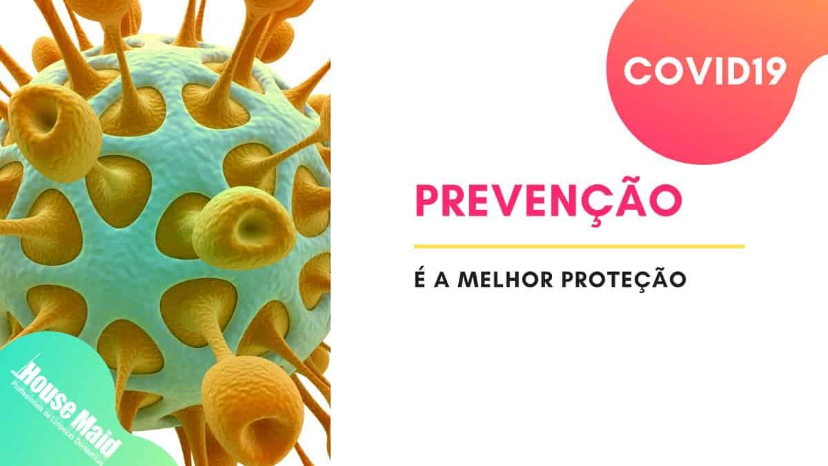 Combater o Coronavírus – Mantenha a Casa Limpa e Empresa Limpa