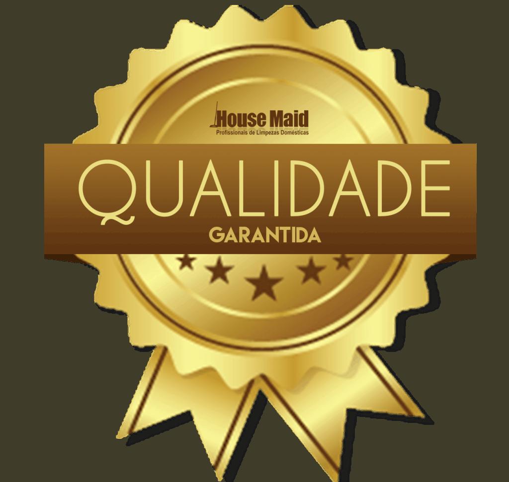 Selo Qualidade House Maid