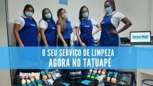 Limpeza Residencial Tatuapé
